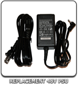 Replacement 48v Power Supply