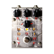 Holy Fire Overdrive Distortion Pedal 9V Edition
